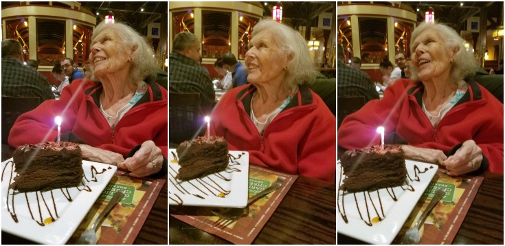 Happy 91st Birthday, Clella Mae!